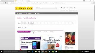 How to Book Movie Ticket Online  Tamil Tutorials