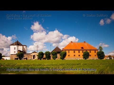 nyköping---the-pearl-of-sweden,-time-lapse-edition