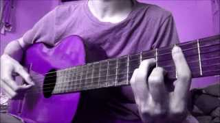 Yếu đuối guitar cover
