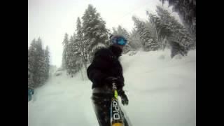 snowskate snowboard hors piste et snowpark