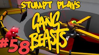 Stumpt Plays - Gang Beasts - #58 - Red Fox is King