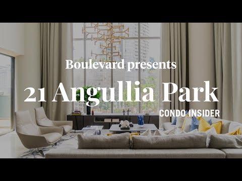 Luxury apartments for sale in Twenty-One Angullia Park condo | Singapore Property