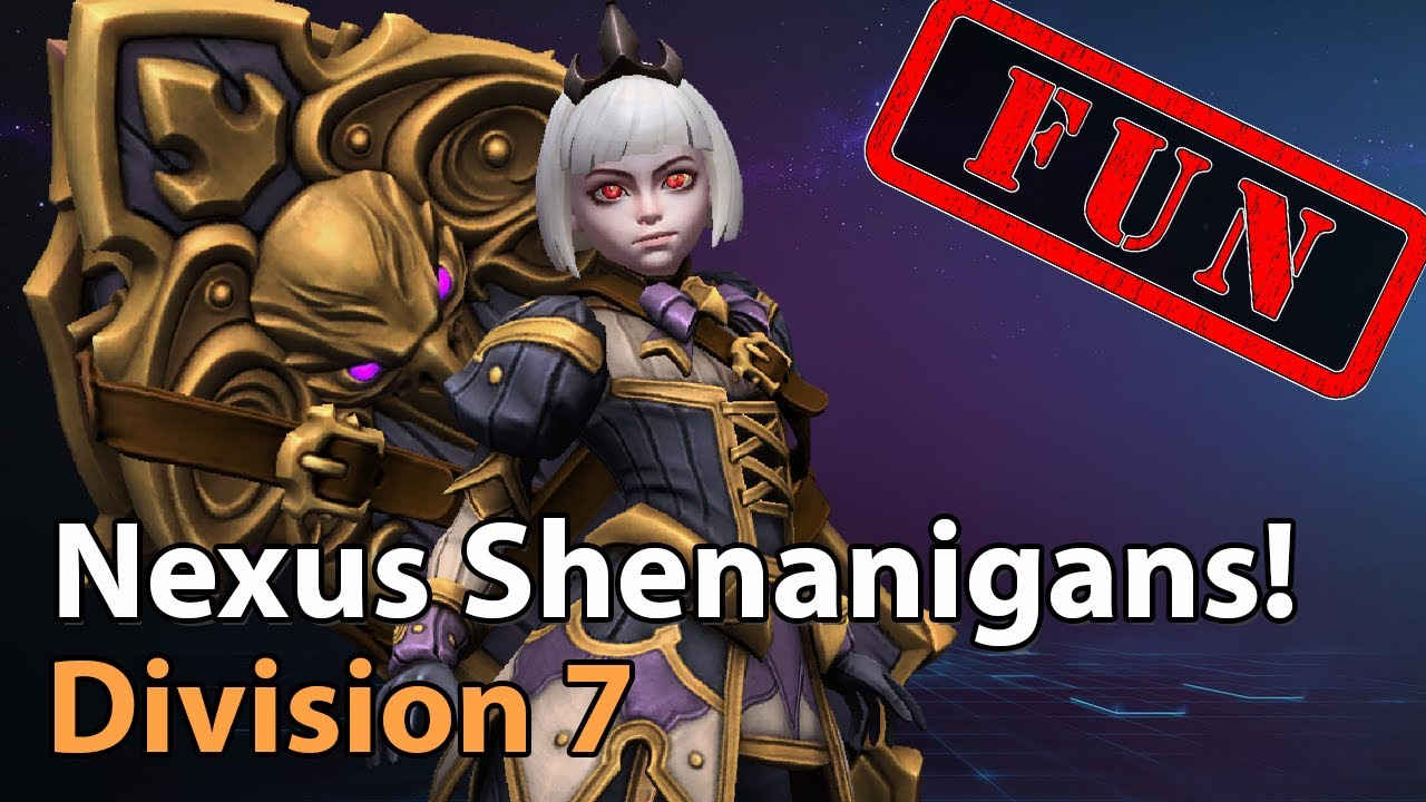 ► Nexus Shenanigans! - Division 7 - Heroes of the Storm Amateur Play