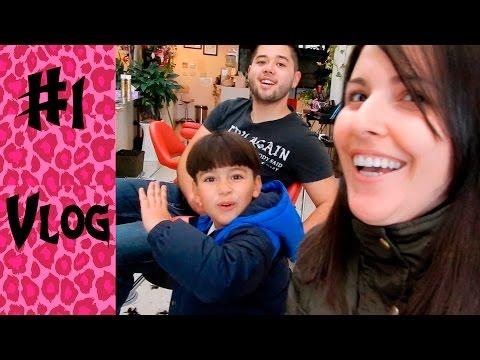 Cortando a JUBA vlog#1