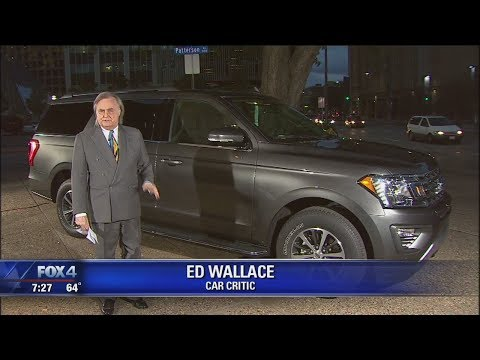 2018 Ford Expedition - Ed Wallace review