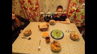 Классная закуска и дополнение к ужину!