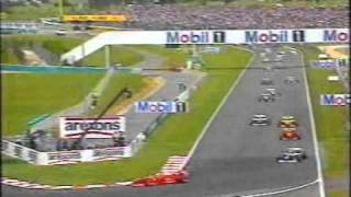 French Grand Prix 1997 (First Lap)