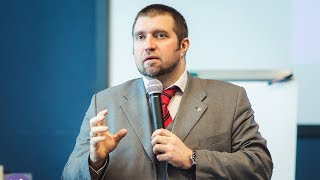 """Дмитрий ПОТАПЕНКО: """"В России негде учиться предпринимательству"""""""