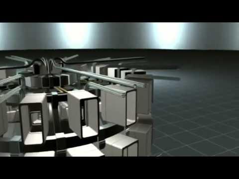Fusión Nuclear Energía del futuro ITER Tokamak
