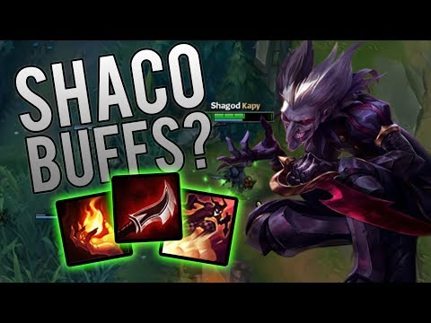 Patch 8.6 PBE Shaco Buffs are Busted? - Literal One Shots - Early to Late Game