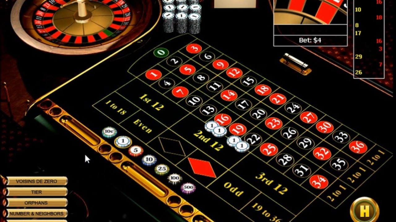 Doubling each bet on roulette spezia vs bari betting preview goal