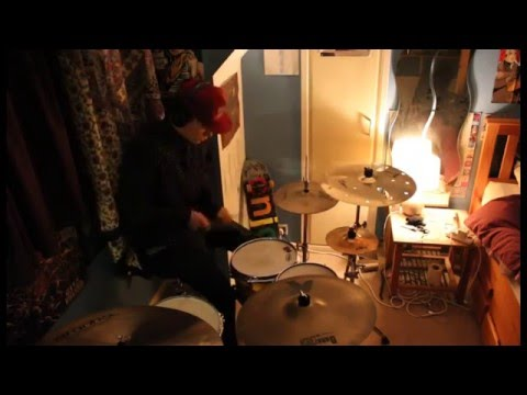 MOVE - Rat Boy drum cover