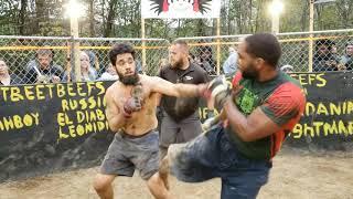 TUPPINCE VS GATOR MMA ALTERNATE ANGLES