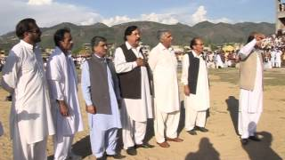 Retirement Ceremony Of Haji Malik Punno Khan  (Kotli 2014)