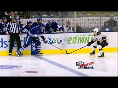 Best bloopers from the first month of 2013 NHL season