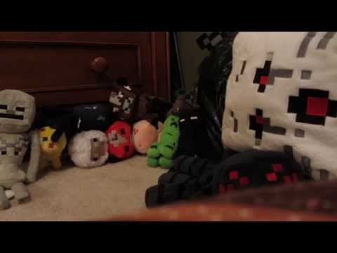 Minecraft Plush Collection