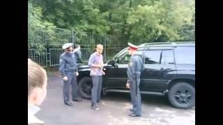 "Съемки 4 серийного фильма ""Пропавший без вести"""