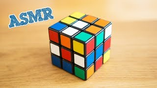 ASMR Rubik's Cube Solves, Satisfying?