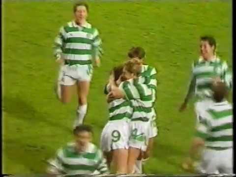 Celtic v Aberdeen 1992