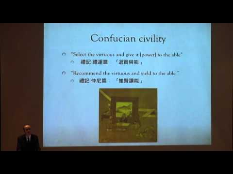 The Politics and Ethics of the Rise of China: Joseph Chan