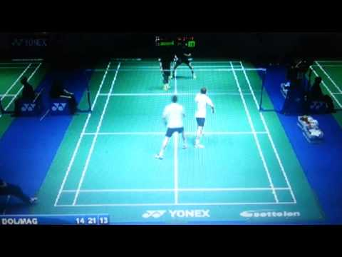 Badminton - Swiss Open 2014
