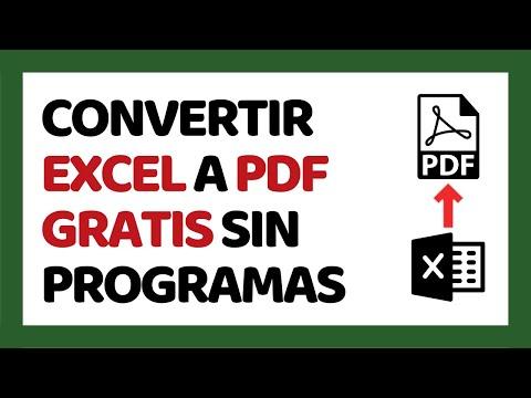 🔴-cómo-convertir-excel-a-pdf-2020-sin-programas