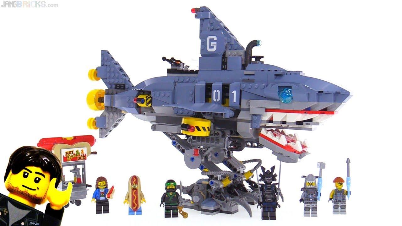Lego Ninjago Movie Garmadon Garmadon Garmadon Review