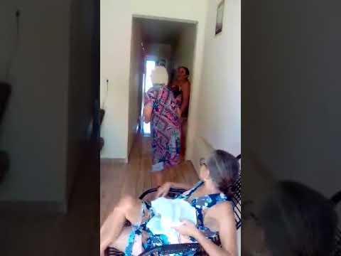 Aos 75 anos de idade  mostra vigor e energia em Guarabira dona Severina