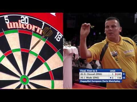 James Wade v Dave Chisnall - HappyBet European Darts Matchplay Final