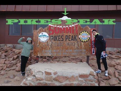 The Amazing Pikes Peak Adventure