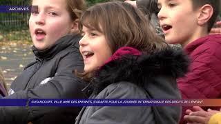 Yvelines | Guyancourt s'adapte pour la journée internationale des droits de l'enfant