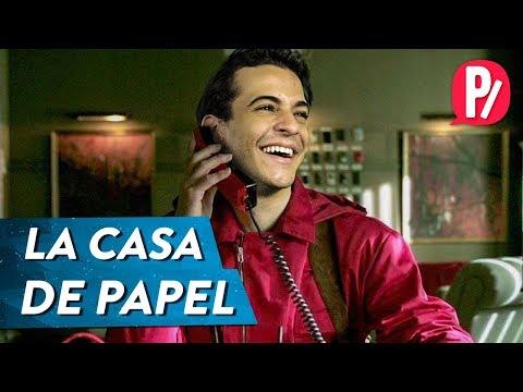 LA CASA DE PAPEL | PARAFERNALHA