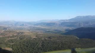 Mostar B737 visual approach