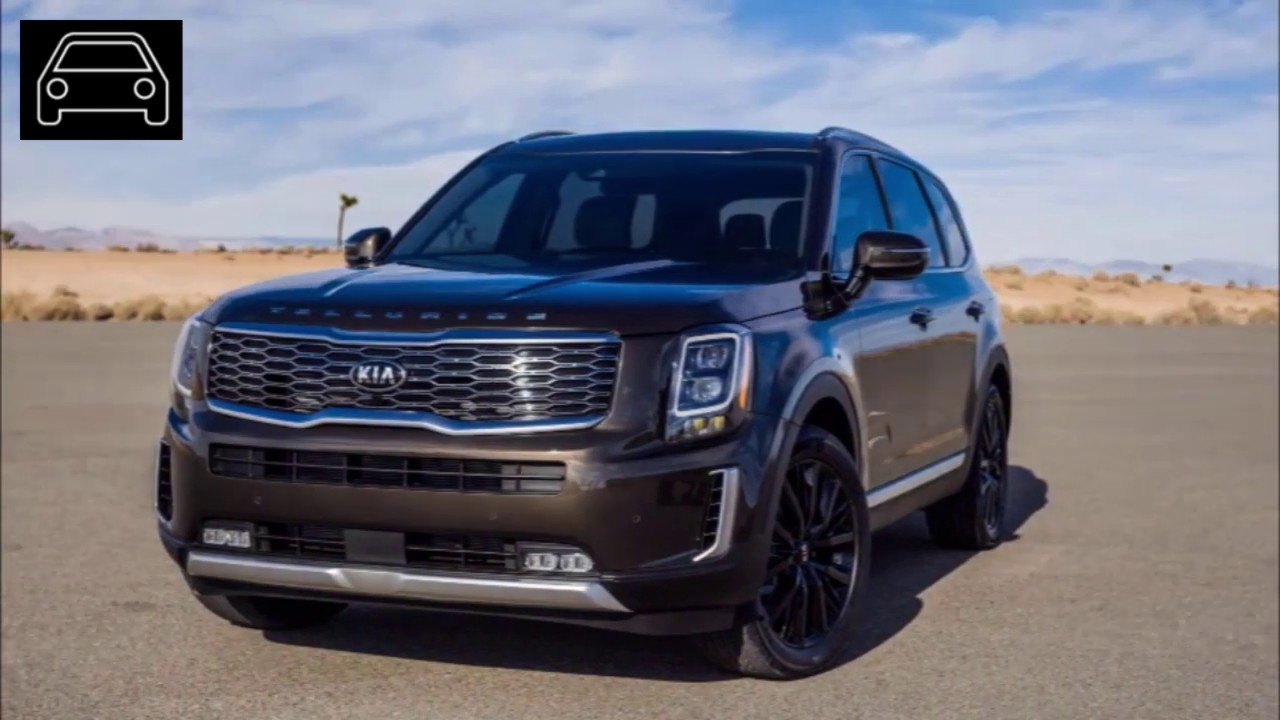 Review and Release date 2021 Kia Telluride Video