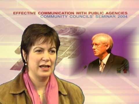 Glasgow Community Councils' Seminar 2004
