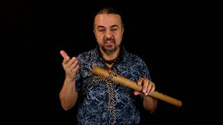 Beginning to Intermediate Native American Flute Playing - Lesson 1