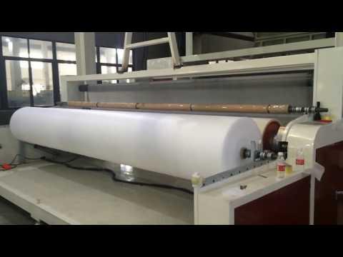 S SS SMS 4200mm PP spunbond nonwoven fabric making machine (YAOAN MACHINERY-ANFU)