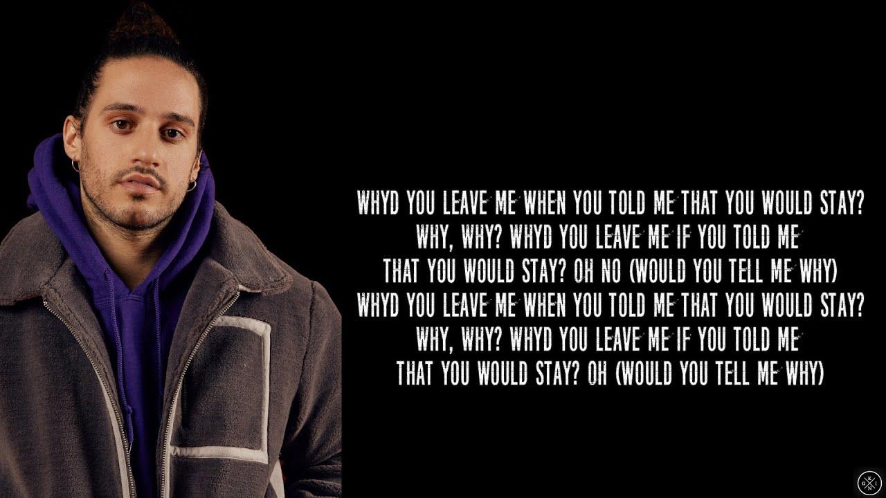 Russ - WHY (Lyrics)