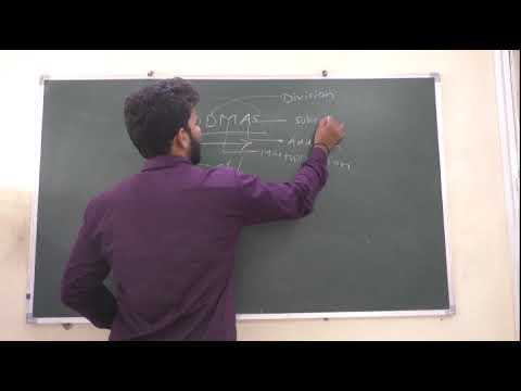 """""""BODMAS RULE"""" IN MATH FOR CLASS 4 TO 8 NCERT (SIMLIFICATION IN MATH)"""