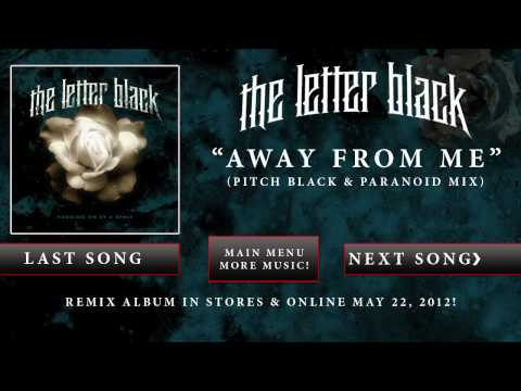 Клип The Letter Black - Away From Me