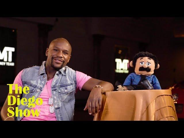 Best Floyd Mayweather Interview | Awkward Puppets