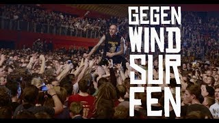 DONOTS - Gegenwindsurfen feat. Jan / Turbostaat (Lyric/Live-Video 2018)