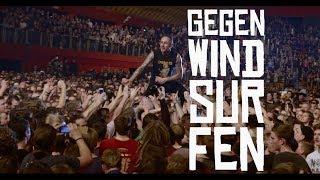 DONOTS - Gegenwindsurfen feat. Jan / Turbostaat (Lyric/Live-Video 2018)
