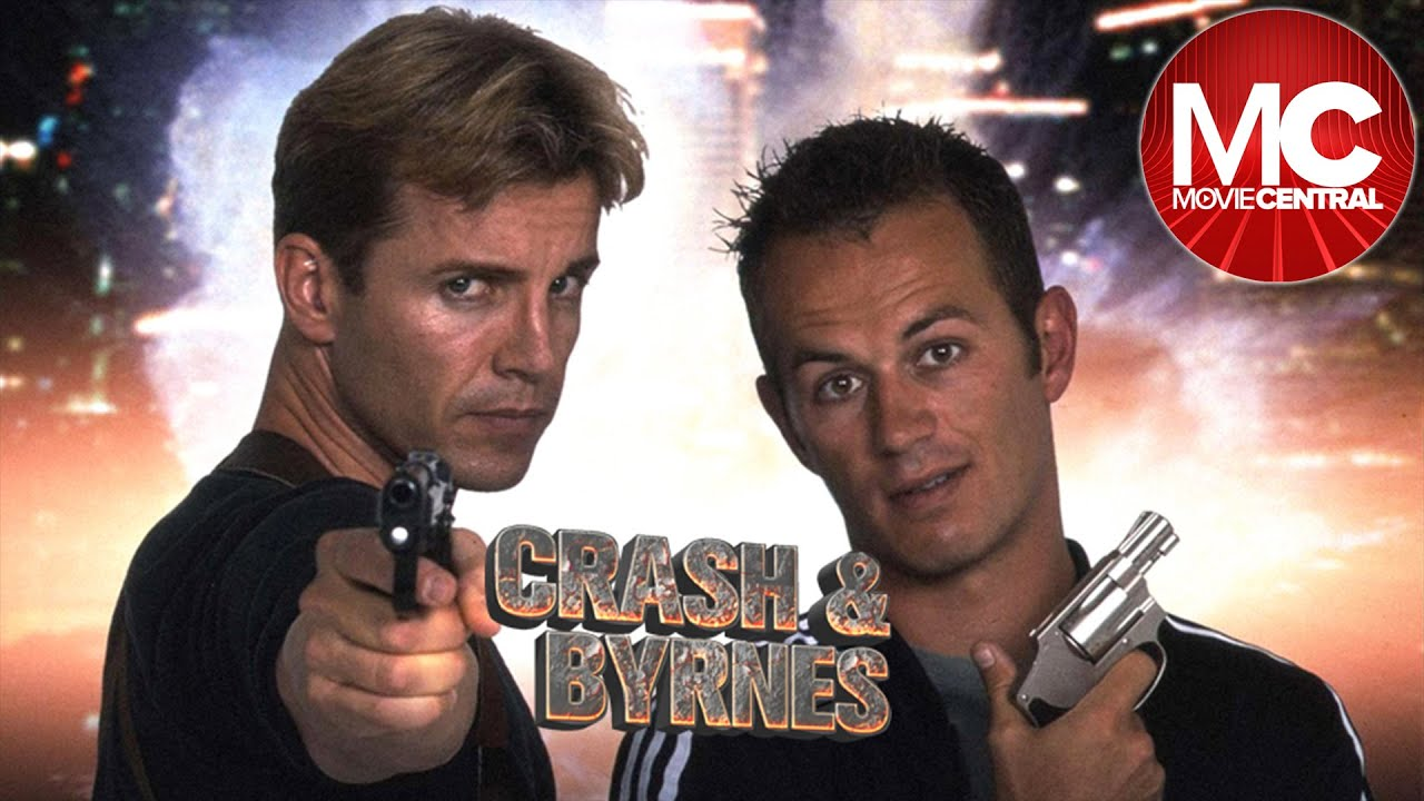 Crash and Byrnes   Full Action Movie