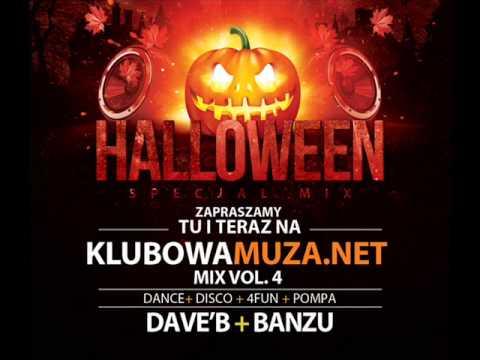 KlubowaMuza.net - mix vol. 4 - Halloween Edition