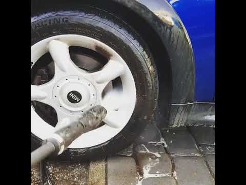 How to clean your alloy wheels using auto smart alloy cleaner, easy and fast