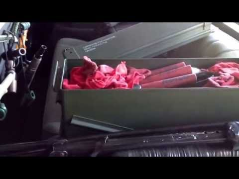 Jeep Storage Boxes