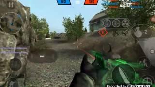 Bullet force killing bad guys