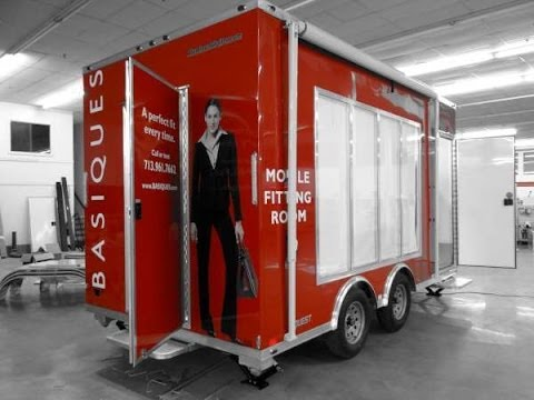 Advantage trailers mobile clothing retail store youtube for Onlineshop fur mobel