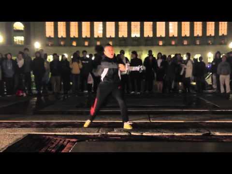 Columbia Wushu at CSC Night Market 2015
